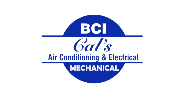 Cals air conditioning alexandria la logo